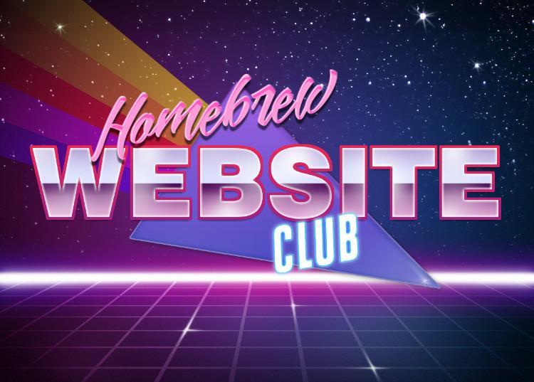 Homebrew Website Club - IndieWeb